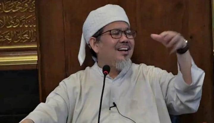 Ustaz Tengku Zulkarnain Sudah Disuntik Vaksin COVID-19, Tolong Prokes Jangan Kendor!