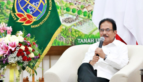 Sofyan Djalil Jamin Tak Ada Penarikan Sertifikat Terkait Penerbitan Sertifikat Elektronik