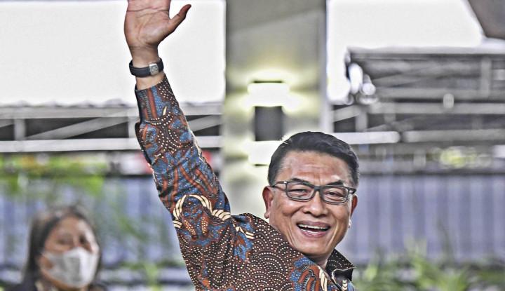 Moeldoko Bicara Soal TMII: Kita Perlu Terima Kasih kepada Pak Soeharto