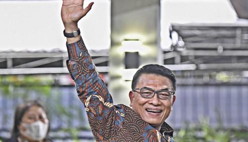 Perdana Moeldoko Posting Instagram Usai KLB, Netizen: Mantap Pak Ketum!
