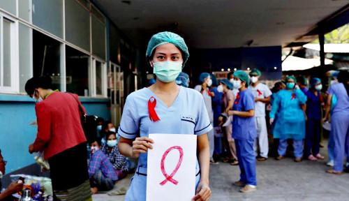 Berkhianat, Bekas Kepala Vaksinasi Covid-19 Myanmar Didakwa dengan Tuntutan Tingkat Tinggi