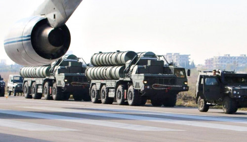 Bos Pentagon Mampir ke India, Singgung-singgung Rudal S-400 Rusia