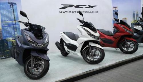 Skutik Premium All New Honda PCX 160 CC Resmi Mengaspal, Mesin, Desain, hingga Fitur Terbaru