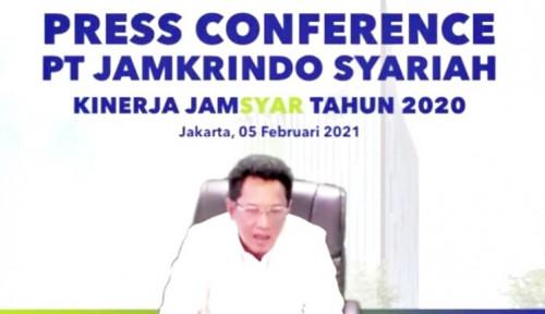 Penjaminan Jamkrindo Syariah Mencapai Rp21,70 Triliun di Semester I