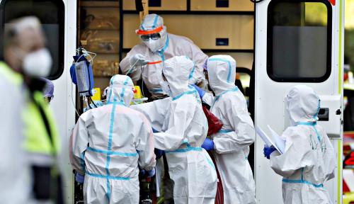 Alamak, Ada 1 Juta Orang Terinfeksi Corona dari 10 Juta Penduduk Ceko