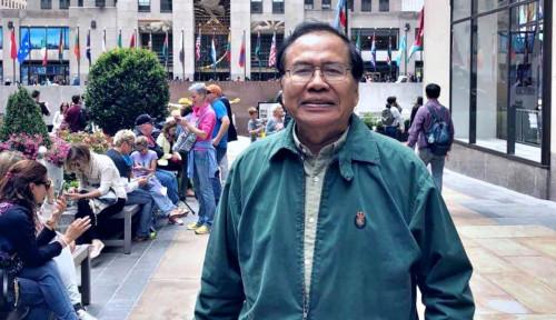 Rizal Ramli Jadi Presiden, Habib, Jumhur Dkk Langsung Bebas, Gantian Kelompok Koruptor Masuk Penjara