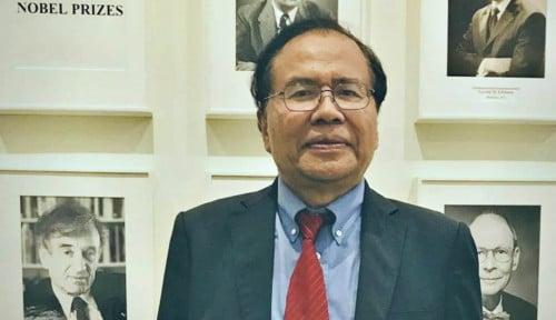 Kritik Sri Mulyani, Tanya Rizal Ramli: Pak Jokowi Apa Ndak Sadar?