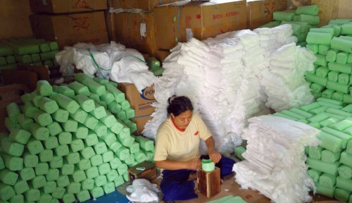 Foto Peran Guru Bantu UMKM Bertahan di Tengah Pandemi Covid-19