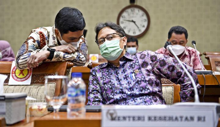 Menkes: Jumlah Stok Vaksin Jadi Tantangan Terbesar