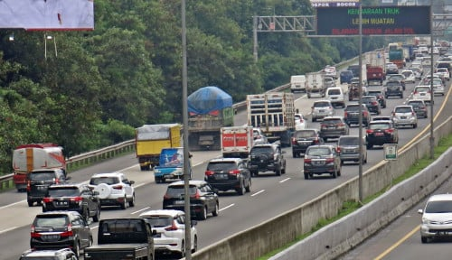 Long Weekend, Jasa Marga Catat 185 Ribu Mobil Tinggalkan Jakarta