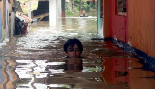 Waspada Lah, Hari ini Jakarta Diguyur Hujan Lagi
