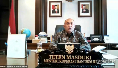 Foto Menteri Teten Siapkan Regulasi Lindungi UMKM dari Pedagang Lintas Batas