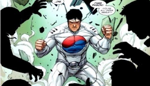 Taegukgi, Superhero Asal Korea yang Baru Diperkenalkan Marvel