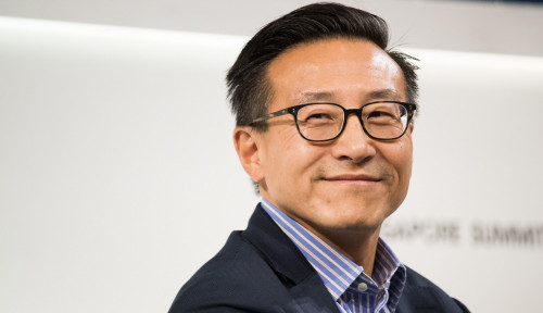Foto Kisah Orang Terkaya: Joseph Tsai, Sobat Jack Ma yang Berkontribusi Besar Sukseskan Alibaba