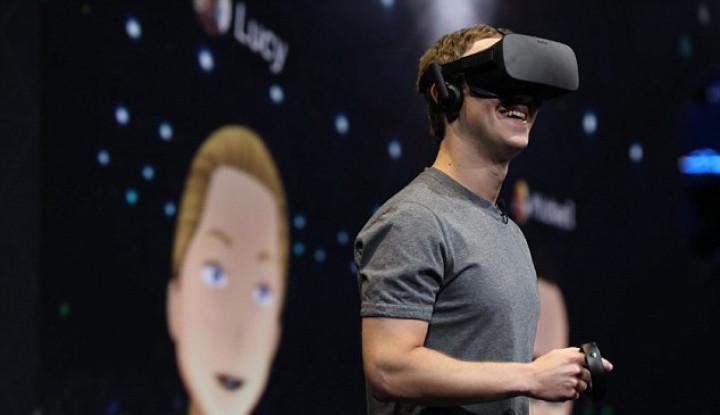 Foto Berita Siap-siap! Mark Zuckerberg Bilang Dunia Bakal Makin Canggih Lewat Teknologi Ini!