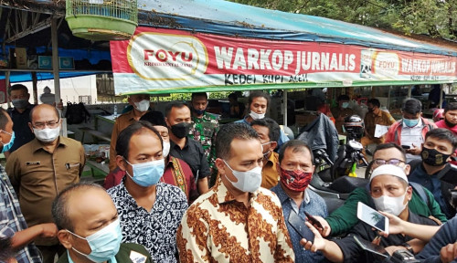 Rayakan HPN, Wagubsu Apresiasi Peran Jurnalis di Masa Pandemi