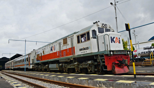KAI Kembali Operasikan Jalur Kereta Api Jarak Jauh