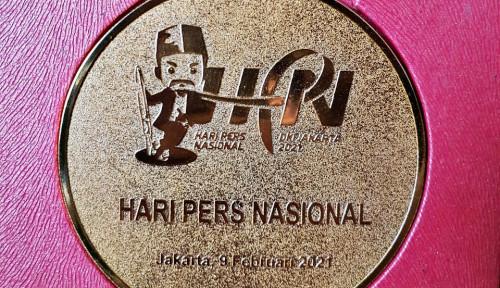 Doni Monardo Sebut Medali Emas HPN 2021 Sebagai Medali Emas Pentahelix