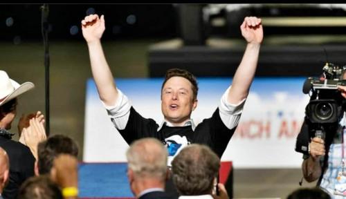 Foto Duitnya Gak Berseri! Elon Musk Nego Pejabat untuk Bangun Kota Sendiri di Texas