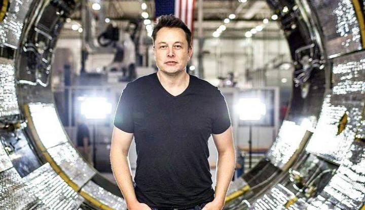 Foto Berita Elon Musk Sang Ilmuwan, Sukses Bikin Monyet Main Game Lewat Chip di Otaknya