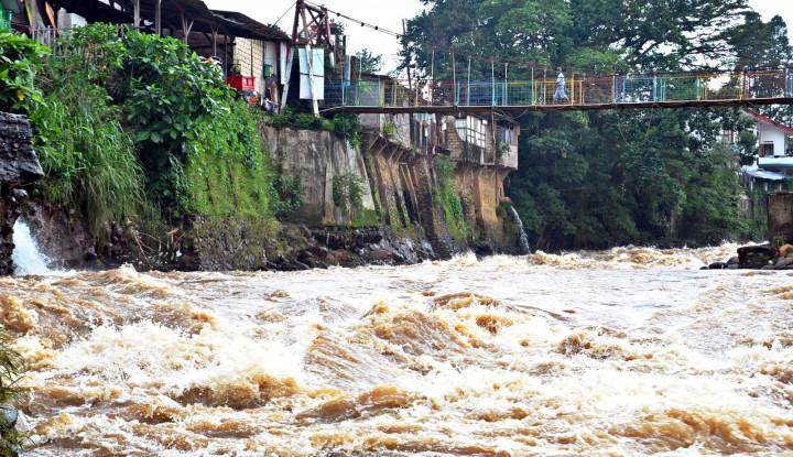 PUPR Bangun Infrastruktur Pengendali Banjir di Tiga Sungai Besar Bali