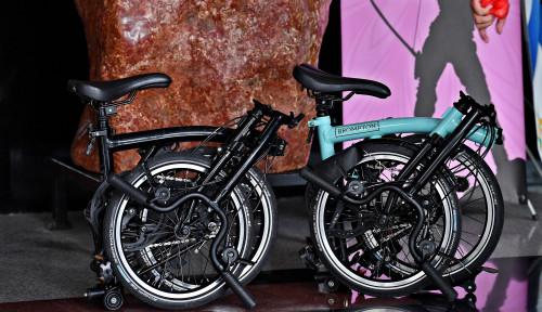 Cihuy, Sepeda Lipat Boleh Ikut Naik MRT