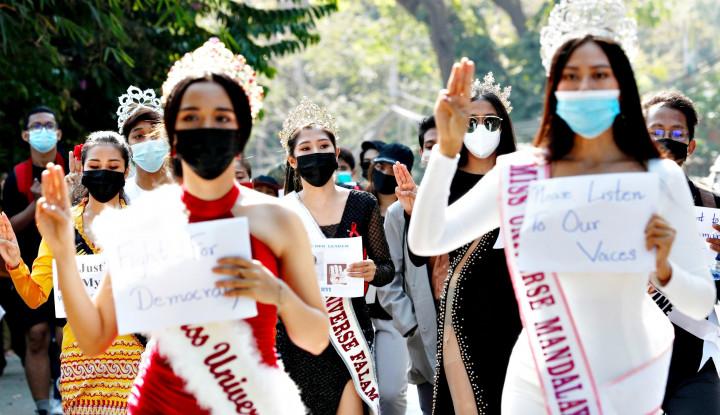 Layaknya Senapan, Aplikasi Ini Bantu Aktivis Milenial Myanmar Hajar Militer-militer Online
