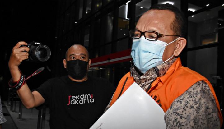 Nurhadi Dituntut 12 Tahun Penjara dan Bayar Ganti Rugi Rp83 Miliar!