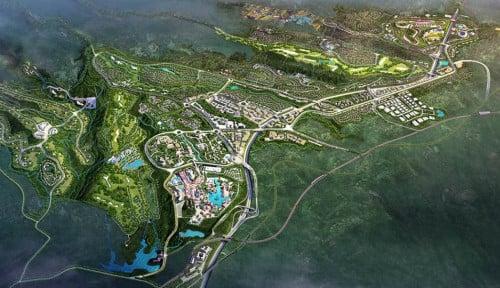 MNC Lido City Jadi Kawasan Ekonomi Khusus Pariwisata, Ini Progress Proyeknya