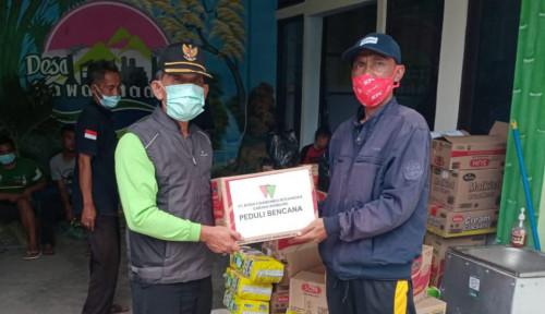 Rifan Financindo Berjangka Bandung Salurkan Bantuan bagi Korban Longsor Sumedang