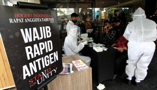 Pasca-Libur Lebaran, Labor Institute Indonesia Ingatkan Buruh dan Pekerja Wajib Ikut Rapid Antigen