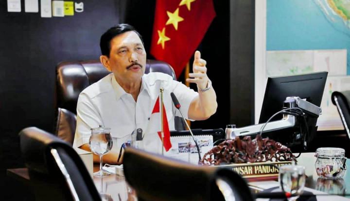 Ketika Chairul Tanjung  'Kok Luhut Lagi...Luhut Lagi, Kok China Lagi...China Lagi'