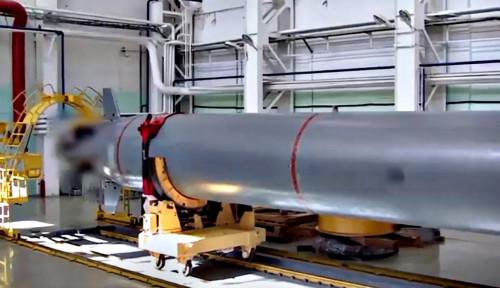 Putin Pamer Uji Coba Drone Nuklir Bawah Air yang Punya Daya Jelajah 10.000 Km