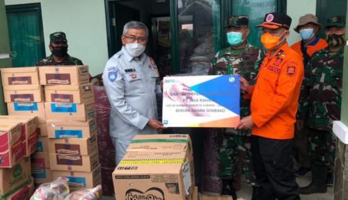 Jasa Raharja Jabar Salurkan Bantuan untuk Korban Banjir Subang dan Indramayu