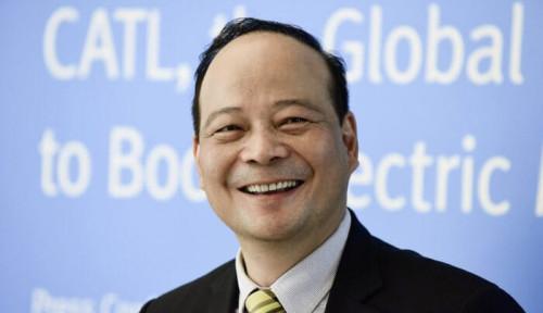 Kisah Orang Terkaya: Robin Zeng, Pendiri Baterai Mobil Listrik Terbesar di Dunia