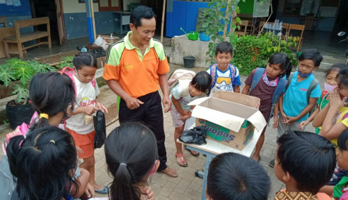 Bantu SD Kanisius Kenalan, Gushcloud Gandeng The Good Exchange Datangkan Content Creator