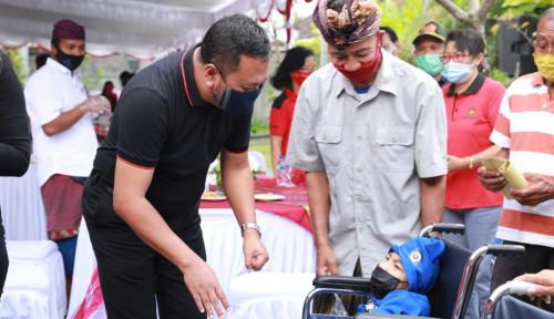 Program Bantuan Kesehatan Gianyar Aman, Raih Predikat Daerah Penanganan Kesehatan Terbaik