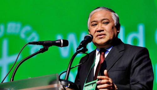 Tanggapi GAR ITB, Din Syamsuddin Beri Jawaban Menohok