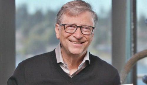 Foto Hartanya Rp1.753 Triliun, Bill Gates Ogah Belanja Dua Barang Ini!