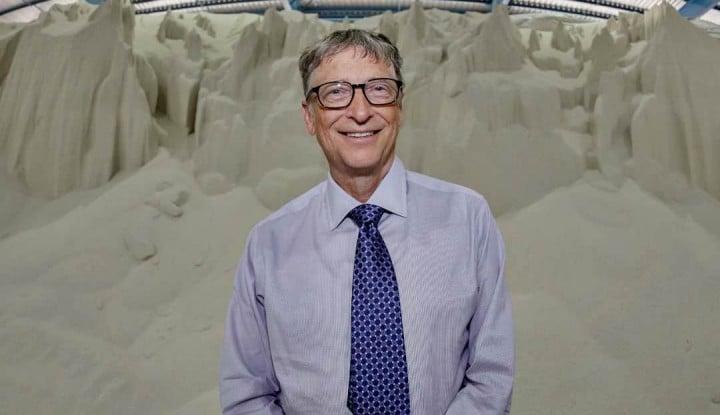 Bill Gates Ungkap Tenaga Nuklir Lebih Aman untuk Bumi, Serius Nih? Simak Penjelasannya!