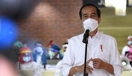 Halo Mas Anies, Elektabilitas untuk Nyapres di 2024 Ditentukan oleh Kinerja Joko Widodo Lho!