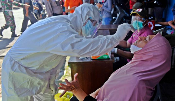 Wisatawan di Puncak Bogor Lakukan Rapid Antigen, Begini Hasilnya