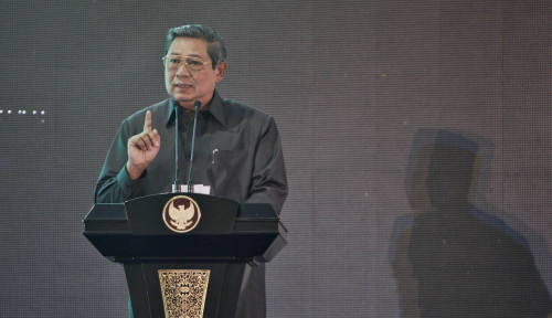 'Diadu' dengan Megawati oleh Marzuki Alie, Demokrat Puji SBY 'Setengah Mati'