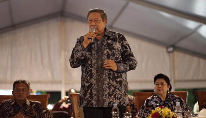 Rela Turun Gunung Belain AHY, Mohon Maaf, Omongan Pendiri Demokrat Bisa Bikin Kuping SBY Panas