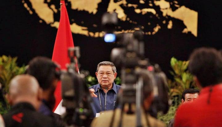 SBY Turun Gunung, Ogah Senasib dengan Amien Rais: Ditendang dari Partai!