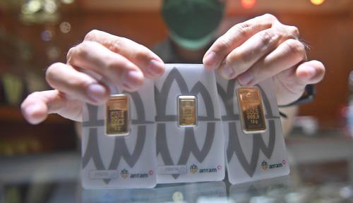 Investasi Logam Mulia, Cek Daftar Harga Emas Per Senin, 22 Februari 2021