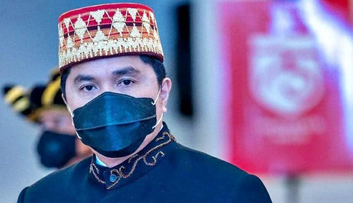 Menteri BUMN Erick Thohir Inginkan Bisnis Halal Bertransformasi di Tengah Covid-19