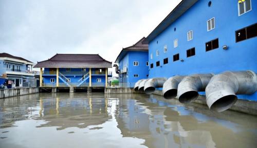 Menteri Basuki: Penanganan Banjir Perlu Langkah Kolaboratif Melalui Kegiatan Multisektoral