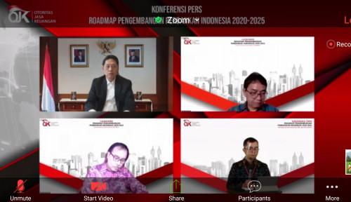 OJK Terbitkan Peta Jalan Pengembangan Perbankan Syariah Indonesia