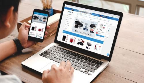 Agresif Perkuat Bisnis, e-Commerce MNC Gandeng PT Pos Indonesia Pacu Pengiriman Kurir dan Logistik